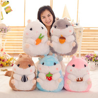 Wholesale Hot ! 5 Style Hamster Plush Doll Soft Toy For Chil...