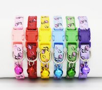 2018 High Quality Safety Nylon Dog Puppy Cat Collar Breakawa...