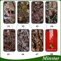 Newest Camouflage Tree Defender Armor Hard Acrylic Case Soft...