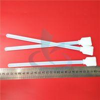 1 упаковка 50шт Высокое качество большой 23см ручки очистки для DX4 DX5 DX6 DX7 печатающей головки чистки головки тампон принтер антистатические губка палочки
