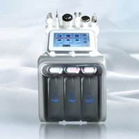 New 6 in 1 Professional Hydro Microdermabrasion hydra facial...