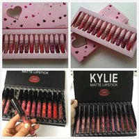 New kylie Lipgloss fall & pink & brithday & take me on 12 co...