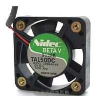 Véritable NIDEC C33842-16 40 * 40 * 10MM 12V 0.09A 4CM 2 mute ligne ventilateur de refroidissement