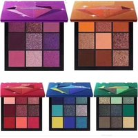 Newest Hot Makeup Brand Beauty Palette 9 color mini eyeshado...