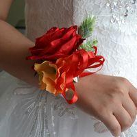 2019 new Wedding supplies decoration boutonniere wrist flower
