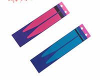 Batteriekleber Klebeband Streifen Aufkleber Ersatzteile für iPhone 4 4s 5 5s 5c 6 6plus 6s 6S Plus 7 7 PLUS