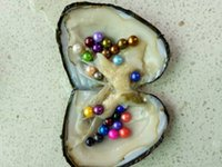 AAAAA 6- 7mm round 25dyed colours vacuum packed freshwater lo...