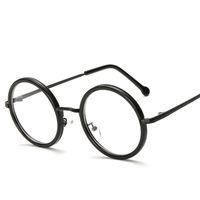 Moda quadro óptico óculos mulheres óculos espetáculos óculos moldura metalpc material DEMEO lente atacado