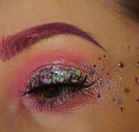 Acrylic Nails Mixed Flake Sequins Glitter Pot Nail Face Eye ...