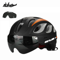 GUB Mountain Bike Road Bike MTB Cycling Helmet With Goggles ...