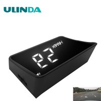 ULINDA Hud Car Speed Projector Head up Display GPS Speedomet...