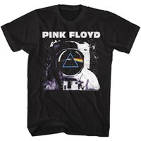 Pink Floyd Dark Side Of The Moon Astronaut Adult T Shirt Top...