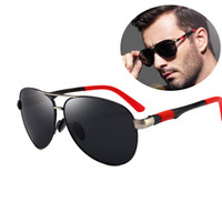 Fashion Luxury Glasses New Men Brand Sunglasses HD Polarized...
