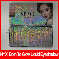 NYX Born to glow matte Liquid eyeshadow eyeshadow Soft Matte...