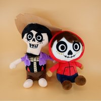 "Movie COCO Pixar Character 2017 New Plush Toys 6"" 20cm ..."