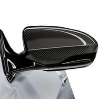 1 UNIDS 50 * 200 cm Negro 5D Película de Vinilo de Fibra de Carbono Película de Envoltura de Coche Etiqueta de Coche de Fibra de Carbono 5D Accesorios para el Automóvil Película Car Styling