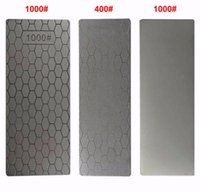 Professional 400 1000# Thin Diamond Sharpening Stone Knives ...