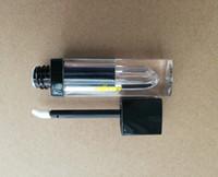 100 adet / grup 6 ml Gaga modelleme Kare Boş Dudak Parlatıcısı Tüpler 6g Plastik Dudak Balsamı tüp şişe Ruj Kozmetik Konteyner C53141