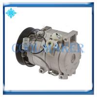 10S17C compresor para Toyota Camry Solara Highlander L4 2.4L 88310-48060 8831048060 88320-06080 88320-48080 8832006080
