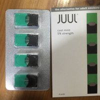 Juul Pods 0. 7Ml Cartridges 5% Strength 200 Puffs For JUUL Po...