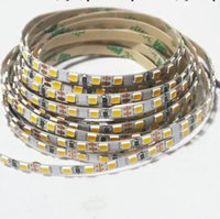 5mm Genişlik, 5M 2835 600 SMD LED şerit, 12V led flexible120 / m LED şerit, beyaz / sıcak beyaz / mavi / yeşil / kırmızı / sarı