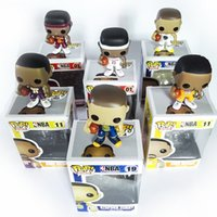 Action Figures FUNKO Pop Vinyl Basketball Superstar Player C...