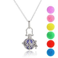 Fashion Aromatherapy Essential Oil 316L Stainless Steel Perf...