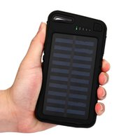 New solar power bank 20000mah Waterproof power bank solar po...
