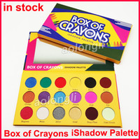 Newest makeup palette Box of Crayons eye shadow iShadow Pale...