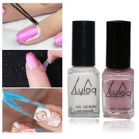1pcs New Brand LULAA Nail Art Decoration Base Coat White Ski...