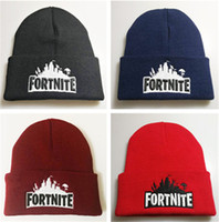 19 Colors Fortnite Battle Royale Teenager Hat Knitted Hat Ca...