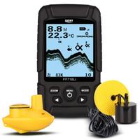 LUCKY FF718LiD Portable Fish Finder Angelausrüstung