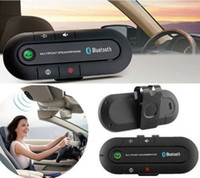 Universal Dual Phones Connecting Hands free Bluetooth Car He...