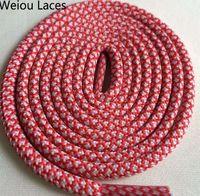 Weiou Nuovi Colori Vivaci Escursionismo Camminare Due Tonica Corda Lacci Sostituzione Lacci Per Scarpe Corda Corda Lacci Per Basket Boost 750
