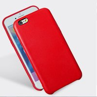 Ultra- thin Slim PU Luxury Leather Back Soft Case Cover For i...
