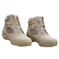 Outdoor Sports Tactical Camping Shoes Men' s Boots For C...