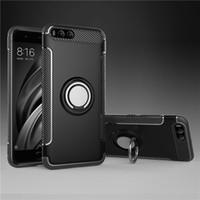 360 Stand titular híbrido Kickstand Protecção Magnética Armadura tampa Capa Mi Xiaomi 9 SE 8 Lite Max Mix 3 F1 redmi Nota 8 Pro 6 5 7 S2 Y2