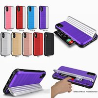 Armor Hybrid Dual Layer Phone Case Kickstand Protective Cove...
