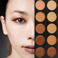 New hot Concealer Palette Makeup 10 Colors Cream Professiona...