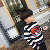 Autumn Brand Design Hot Sale Boy Sweater Wool Knitted Pullov...