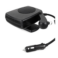 Car Auto Vehicle Electric Fan Heater Heating Windshield Defr...