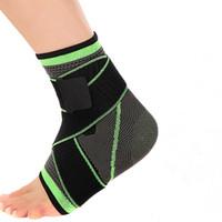 Bandage respirant soutien de la cheville basket-ball gym sports garde de sécurité super élastique cheville protection entorse chaussettes M L XL