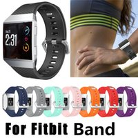 For Fitbit Ionic Bands Accessories Fitbit Ionic Band Silicon...
