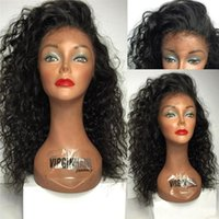 Short Curly Kinky Wigs for Black Women Loose Curly Wave Synt...