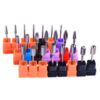 drill Full Beauty 1pcs 22 Type Tungsten Metal Burr Drill Bit...