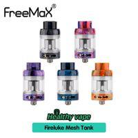 Tipos Freemax Fireluke malha Sub Ohm Tanque Atomizador 3ml resina com nova malha da bobina 100% Original
