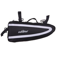 Portable Waterproof Bike Saddle Bag Cycling Pouch Bicycle Tail Pannier Equipment