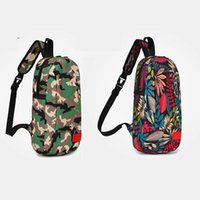 Wholesale Best selling explosion street chest bag wallet fas...