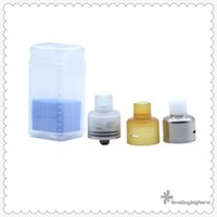 New Soul S RDA 22mm Atomizer SS   PC   PEI Sleeve Squonk BF ...