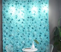 40 * 60 cm wed fondale scenografia decorazione spazio commerciale wed decorazione fiore artificiale muro
